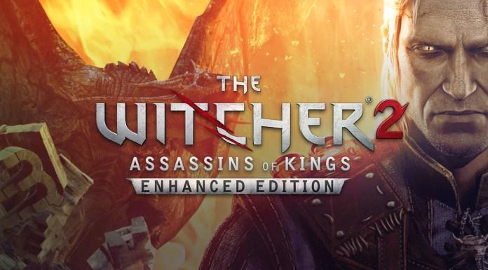 Witcher 2 logo ve isim