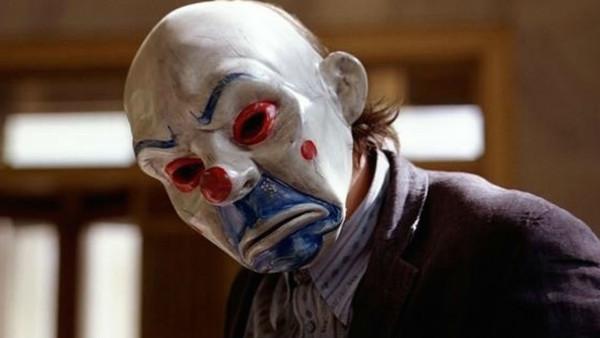 Hijyen ve Sosyal Mesafe - The Dark Knight maskesi