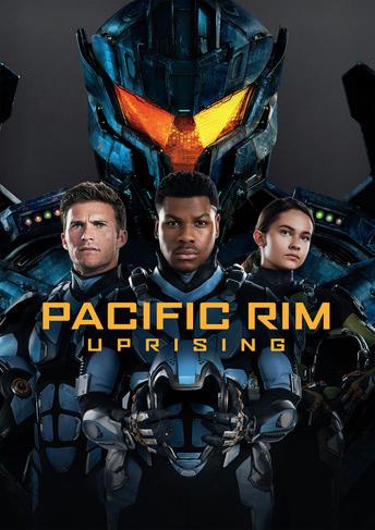 Pacific Rİm Uprising Poster Oyuncular