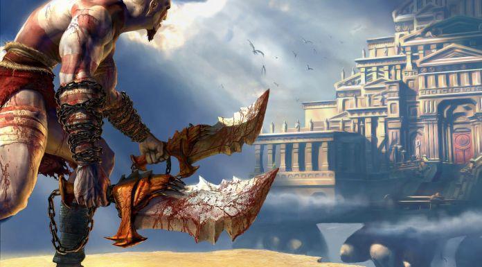 God of War background