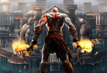 God of War arka planı