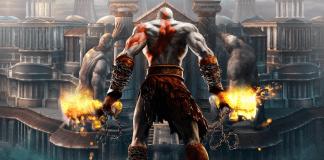 God of War arka planı