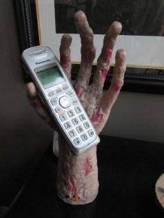 Keep a phone handy