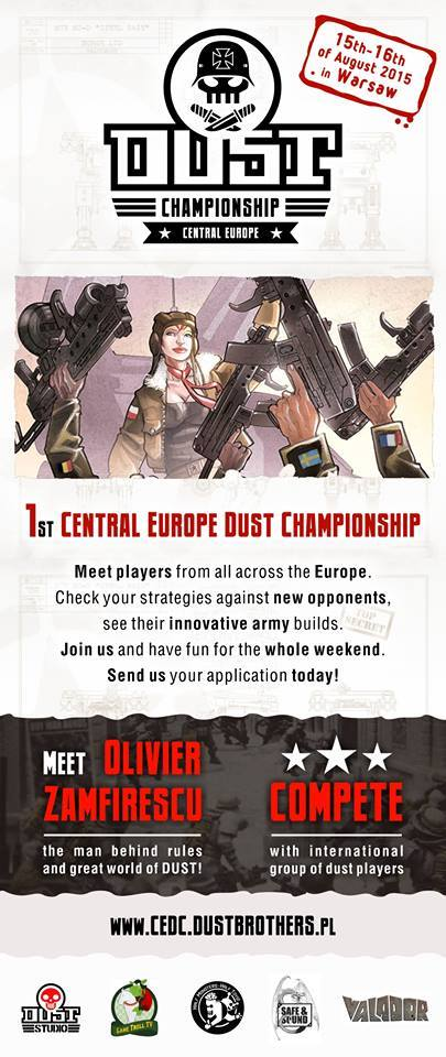 1st Central Europe Dust Championship