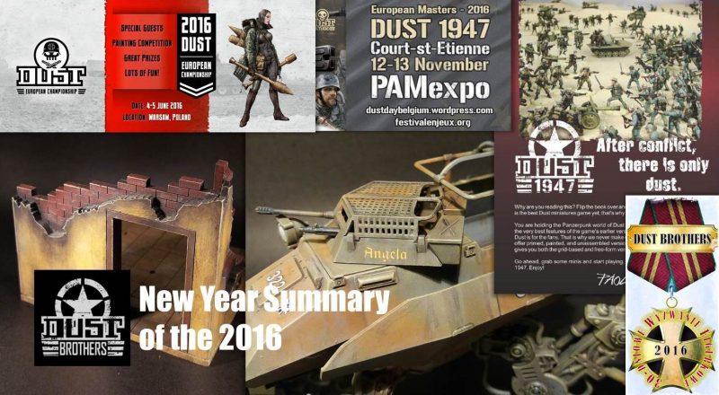 2016 Summary & Prospects for 2017 / Podsumowanie 2016 roku i plany na 2017