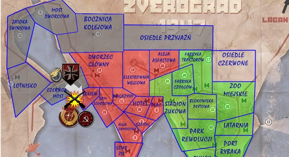 Kampania Zverograd vol.2 - Pogrom Gwardzistów