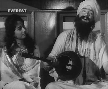 Rita meets an amorous sadhu...