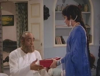 Shama meets Sultanat's father