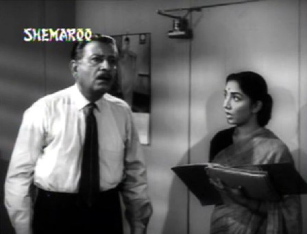 Renu puts in a word for Anand