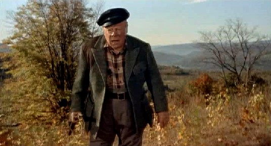 Edmund Gwenn as Captain Wiles in The Trouble with Harry