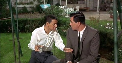 George discusses his impending death with Arnold