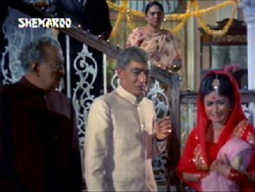 Sudha tells Sudhir's father off