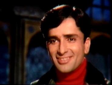 Shashi Kapoor in Sharmilee