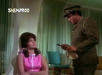 Inspector Rai finds Veera distinctly uncooperative