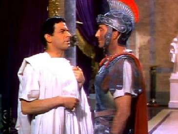 Petronius and Marcus have a chat