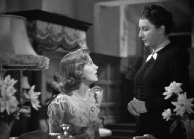Mrs Danvers tells Mrs de Winter about Rebecca