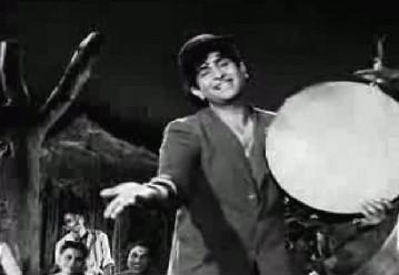 Raj Kapoor in Shree 420