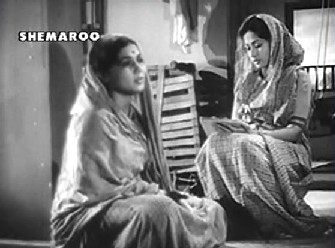 Meena Kumari in Do Bigha Zameen