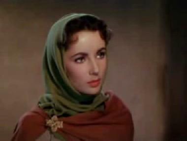 Elizabeth Taylor in Ivanhoe