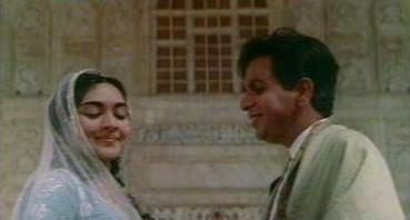 And a song at the Taj Mahal