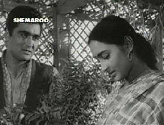 Adhir falls in love with Sujata