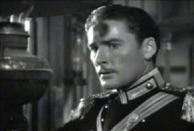 Errol Flynn in The Charge of the Light Brigade