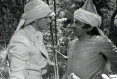 Vickers saves Surat Khan's life