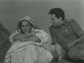 Bahadur Singh and Angmo fall in love