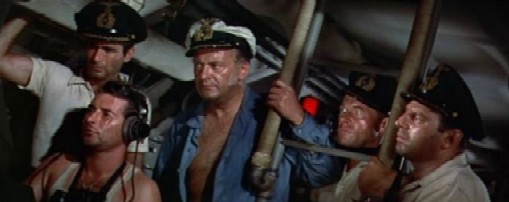 Inside the U-boat