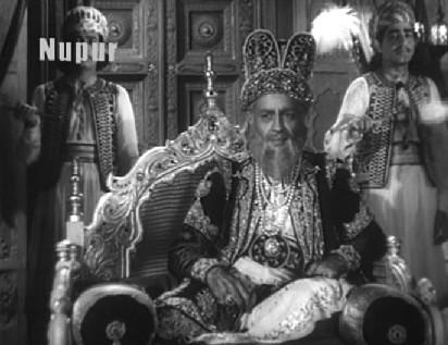 Bahadur Shah 'Zafar' hosts a mushaira