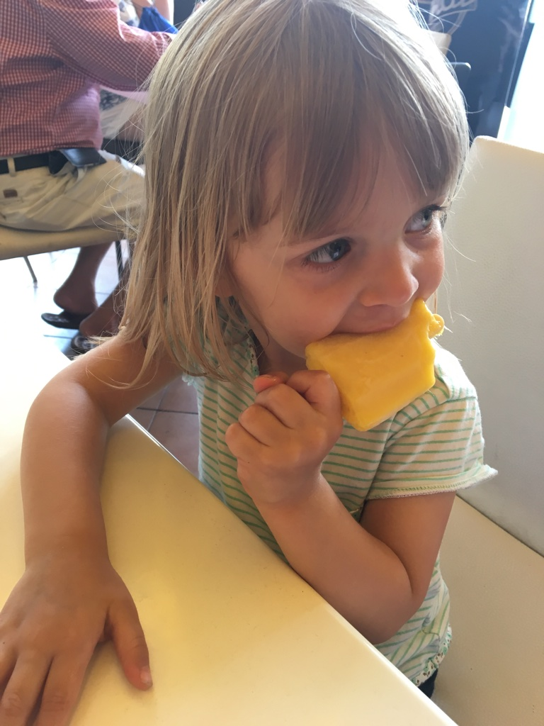 Popsicle Time!