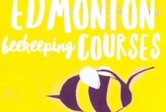 Edmonton Urban Beekeeping Courses