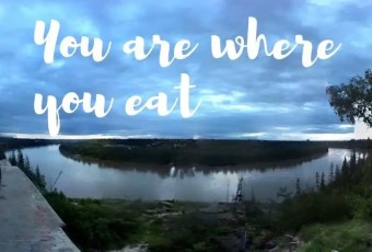 You Are 'Where' You Eat – The Watershed Diet