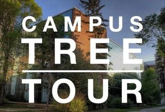 Dustin Bajer, University of Alberta, Campus Tree Tour