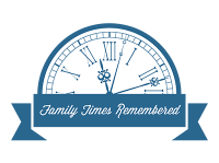 Family Times Remembered Logo