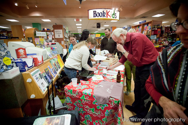 Eat Local Week: Preview Event at Book People