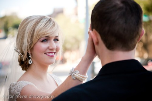 first look photos, austin tx wedding photographers,