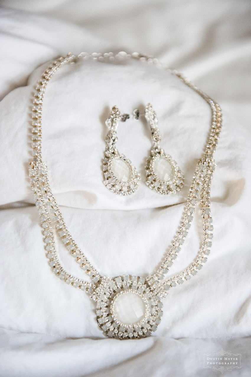 bridal jewelry necklace