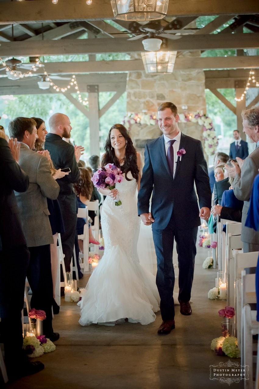 wedding day ceremony ideas Hyatt Lost Pines Wedding
