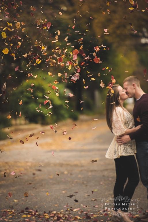 Engagement Portraits: Sarah and Blake Sneak Peek