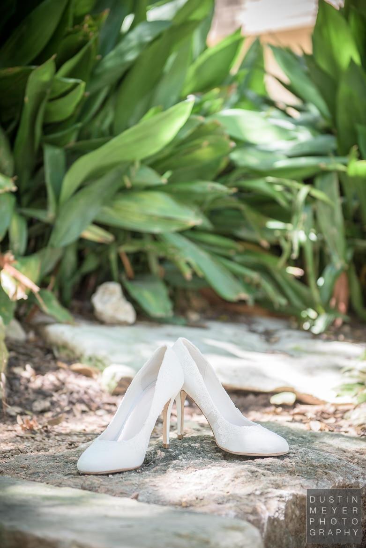 bridal shoes grace covenant church wedding
