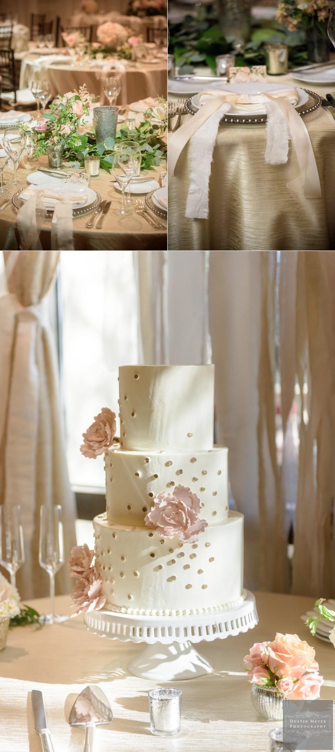 four seasons wedding, wedding cake ideas