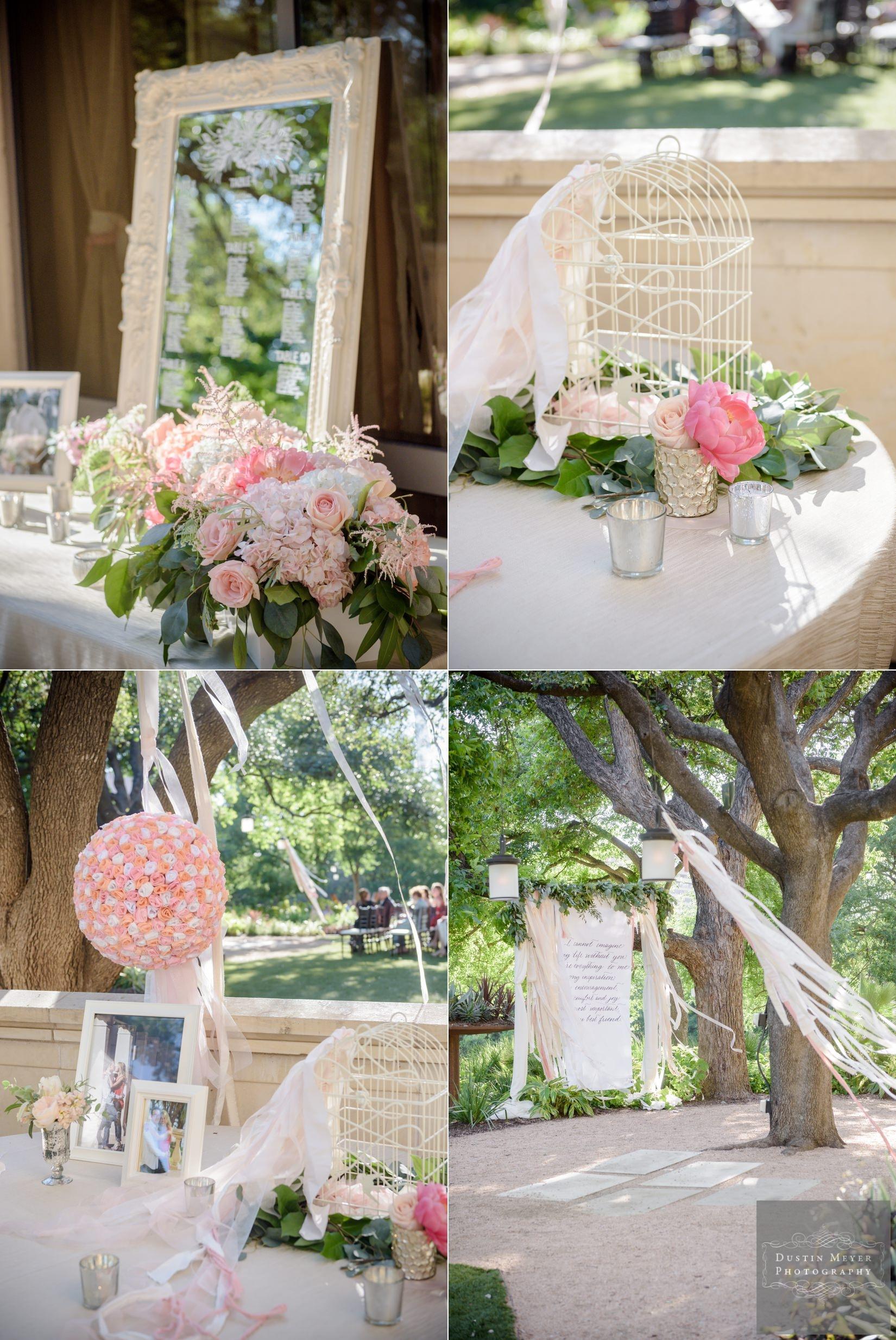 four seasons wedding, wedding ceremony details