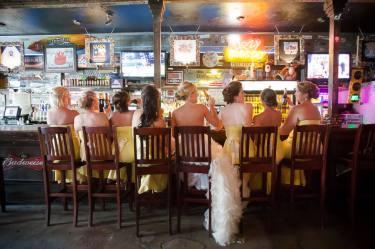 Sixth Street Austin Texas Wedding Photos Portraits Photography