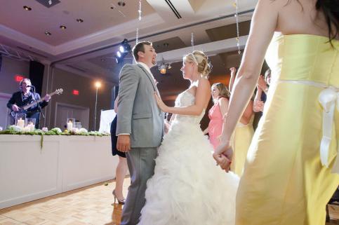 Four Seasons Hotel Austin Wedding Reception Photos Photography