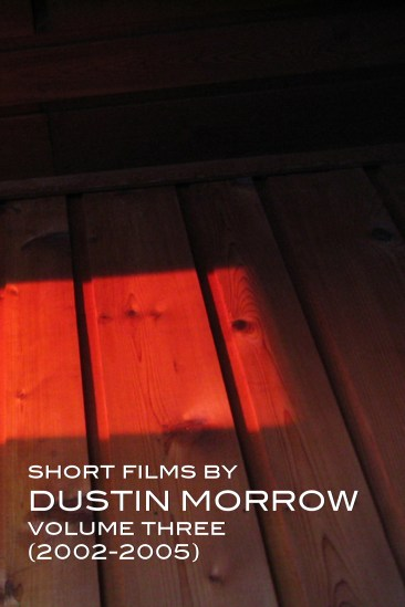 SHORT FILMS VOL3 DVD front