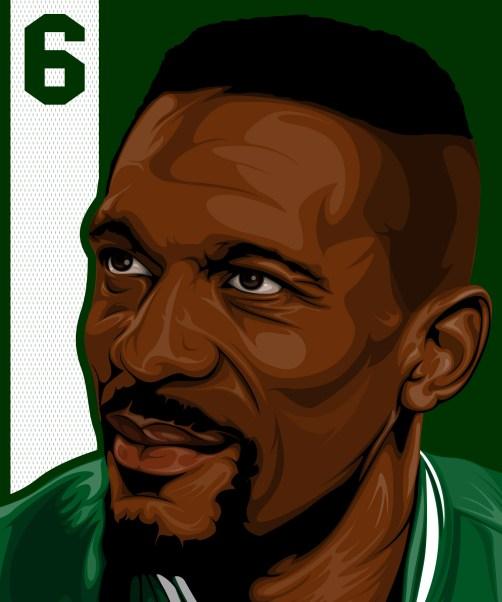 Bill Russell: Boston Celtics