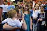 Soldier Surprises Daughter During Second Grade Musical