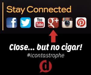 close but no cigar icons