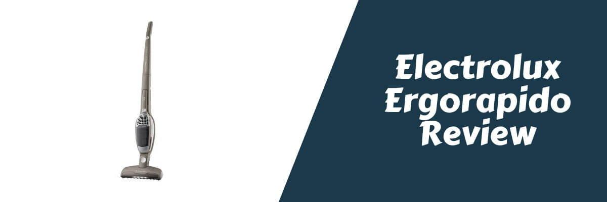 electrolux ergorapido review